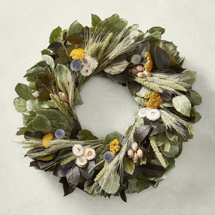 Blooming Valley Wreath