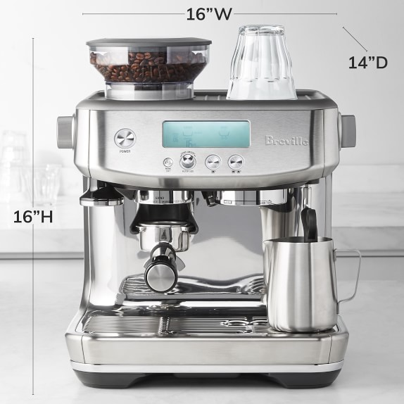 ماكينة اسبريسو بريفيل باريستا برو barista pro مميزاتها ومواصفاتها واسعارها