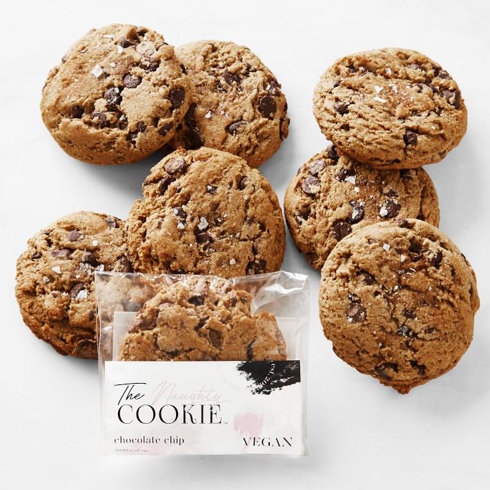 The Naughty Cookie Vegan Chocolate Chip Box Williams Sonoma