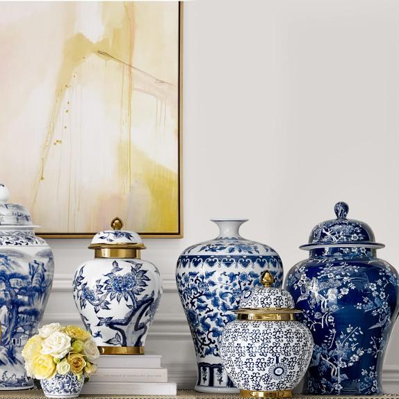 Large Vases Jars Williams Sonoma