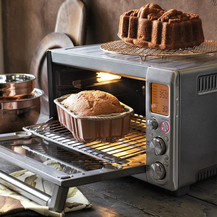 Breville Smart Convection Toaster Oven Pro With Light