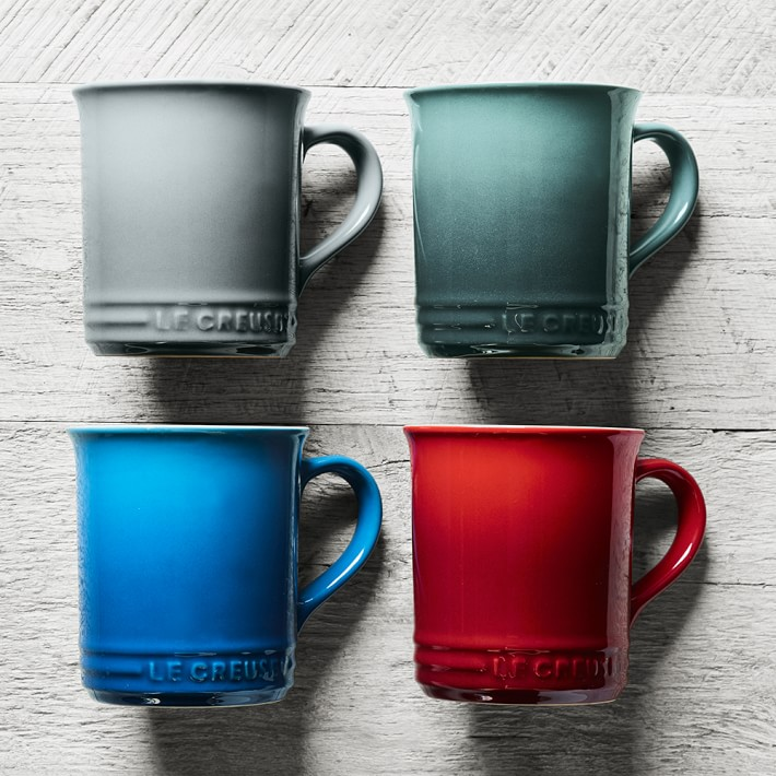 Le Creuset Coffee Mugs Williams Sonoma