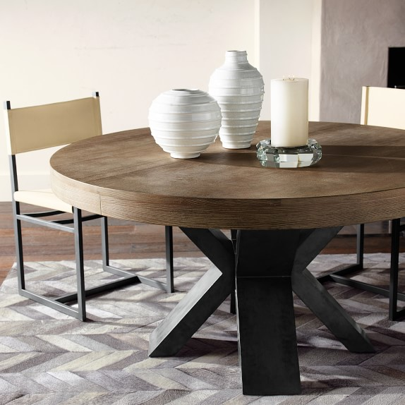 Navarro Round Dining Table Monterey Williams Sonoma