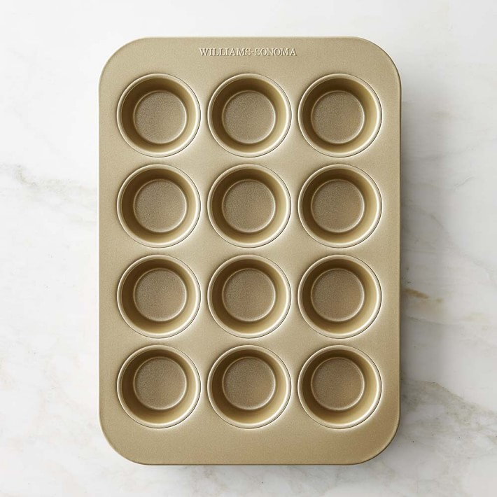Image of standard size muffin tin