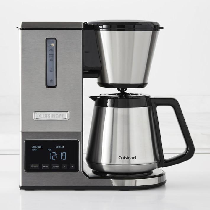 Cuisinart Pureprecision Pour Over Thermal Coffee Maker Williams Sonoma