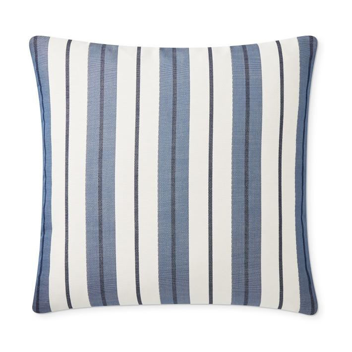 Perennials Bedouin Stripe Pillow Cover, 20