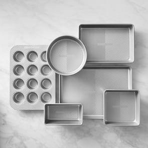 Usa Pan Nonstick 6 Piece Essential Bakeware Set Williams Sonoma