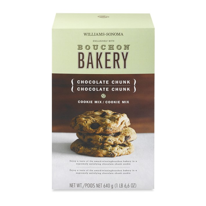 Bouchon Bakery Chocolate Chunk Cookie Mix