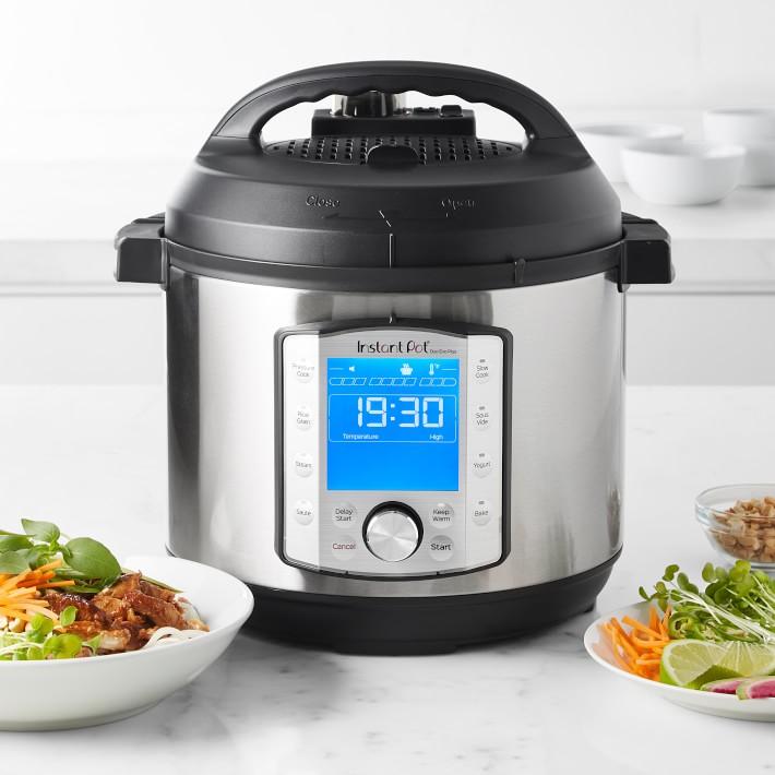 Instant Pot Duo Evo Plus Pressure Cooker 6-Qt