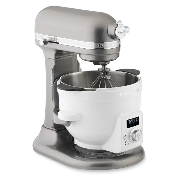 Kitchenaid Precise Heat Mixing Bowl For Bowl Lift Stand Mixer Williams Sonoma