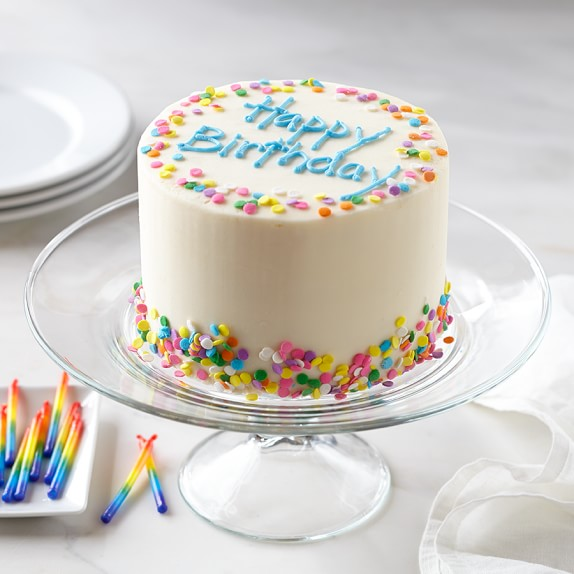 We Take The Cake Gluten Free Happy Birthday Cake Online Baked Goods Williams Sonoma