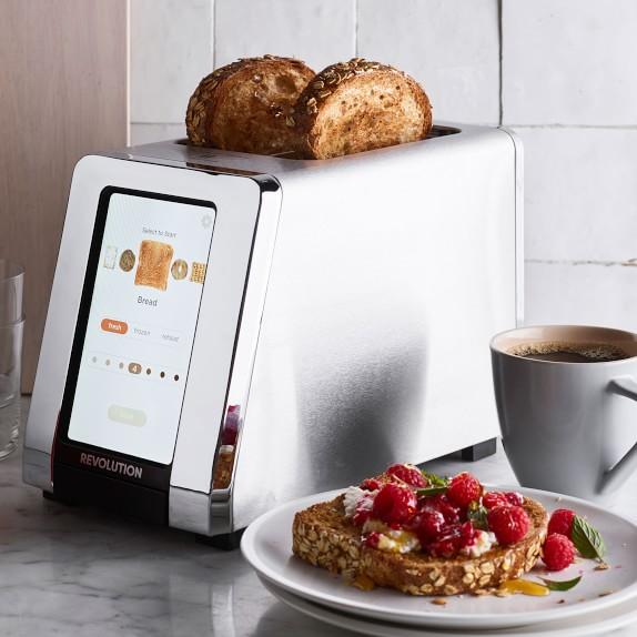 Revolution Cooking 2 Slice High Speed Smart Toaster Williams Sonoma