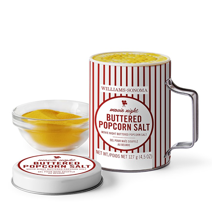 Williams Sonoma Buttered Popcorn Salt Williams Sonoma