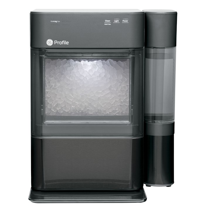 Ge Profile Opal 2 0 24 Lb Portable Nugget Ice Maker With Wifi Williams Sonoma