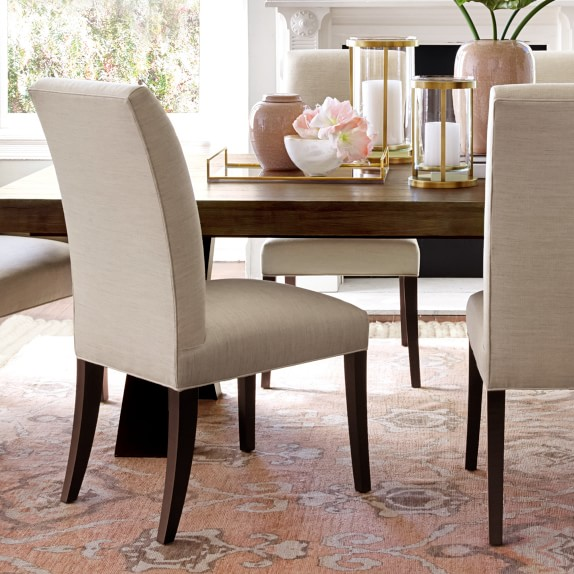 Belvedere Dining Side Chair Williams Sonoma