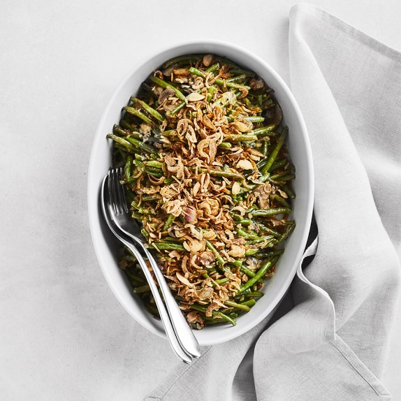 Traditional Green Bean Casserole Side Dishes Williams Sonoma