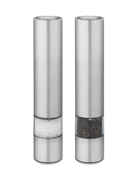 Cole Mason Electric Salt Pepper Grinders Williams Sonoma
