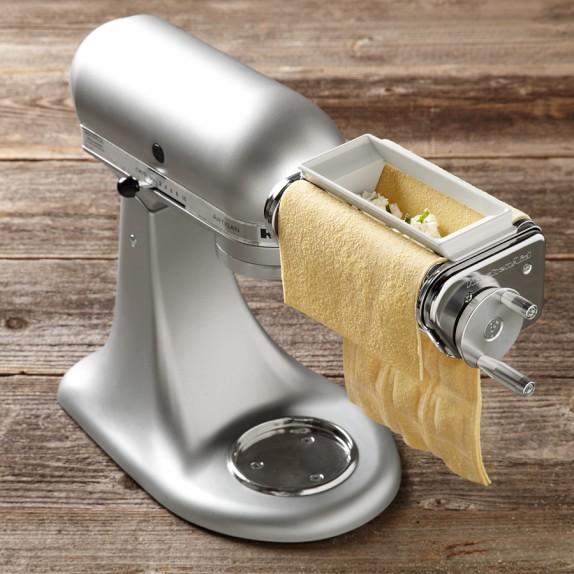 Kitchenaid Mixer Ravioli Attachment Williams Sonoma